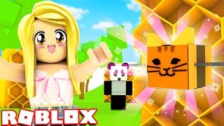 WILL I GET THE MOST BEAUTIFUL BEE IN ROBLOX!! (Bee Swarm Simulator) | Bella and Vito