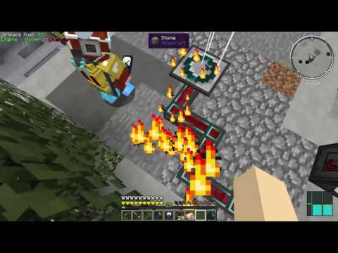Minecraft Space Chickens – S3E59 – Teleporting