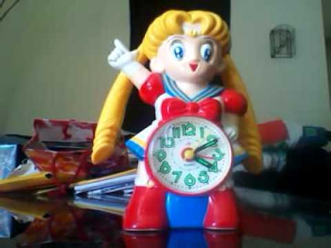 Super Sailor Moon Alarm Clock You