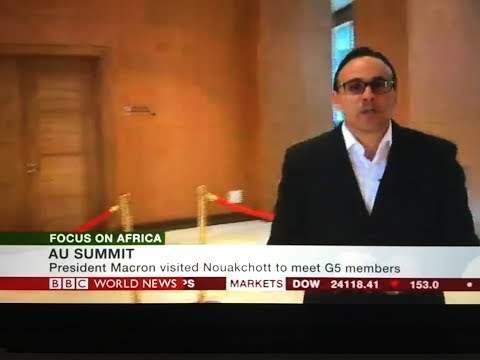 African Union summit in Mauritania - BBC WORLD NEWS