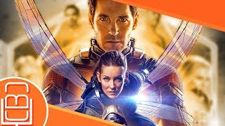 Ant-Man & The Wasp Theories & Speculation Spoilercast & More - CBC