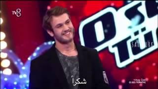 اراس بولوت في صوت تركيا 2016  O ses Yilbasi Ozel 2016 Aras Bulut مترجم بالعربي