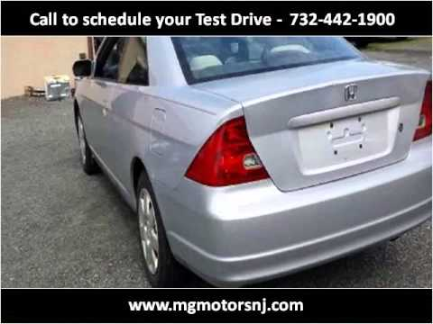 2002 Honda Civic Used Cars Perth Amboy Nj Youtube