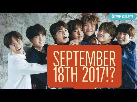 BTS Comeback On September 18th 2017? Big Hit Entertainment Denies The Rumor