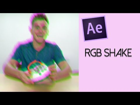 RGB Shake | After Effects Tutorial
