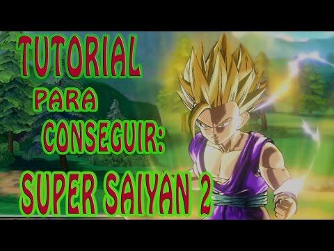 GUÍA: Cómo conseguir Super Saiyan 2. Dragon Ball Xenoverse