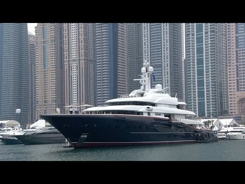 For Billionaires Only: Tour a $315 Million Yacht