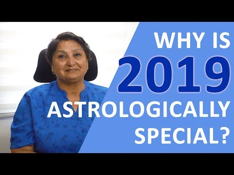Why is 2019 An Astrologically SPECIAL Year? Mp3