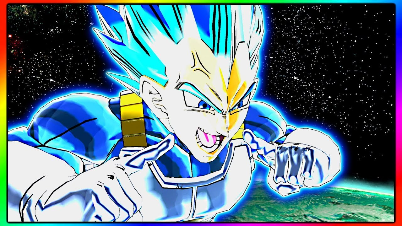 What?! Vegeta is evolving!    in Dragon Ball Xenoverse 2