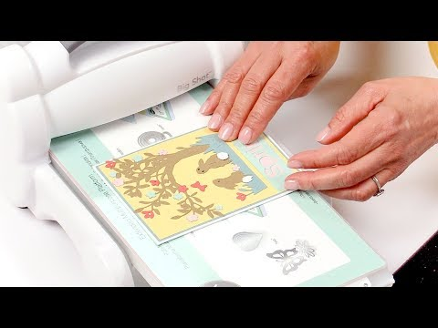 Die Cutting Techniques For Beautiful Handmade Cards | Sizzix