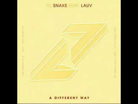 DJ Snake - A Different Way (Herve Pagez Remix)