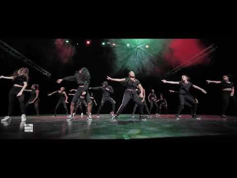 Sanne Bothee 12-18 (dancehall) - GDC Rotterdam - Nieuwjaarsshow