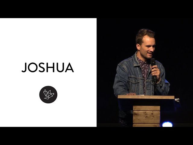 Joshua 2 -- Terms of Deliverance (11/11/2018)