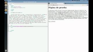 HTML Tutorial básico - (3) Tags comunes de HTML (Español)