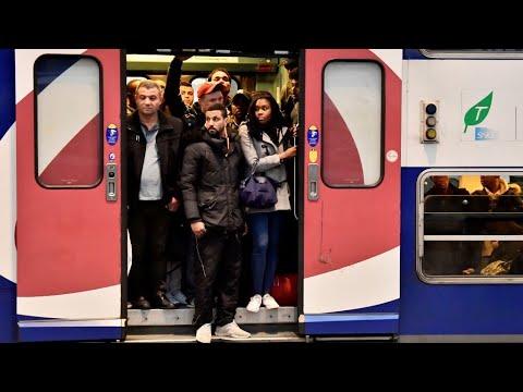 فرنسا: تعثر المفاوضات بين الحكومة ونقابات عمال السكك الحديدية  - 10:23-2018 / 5 / 8