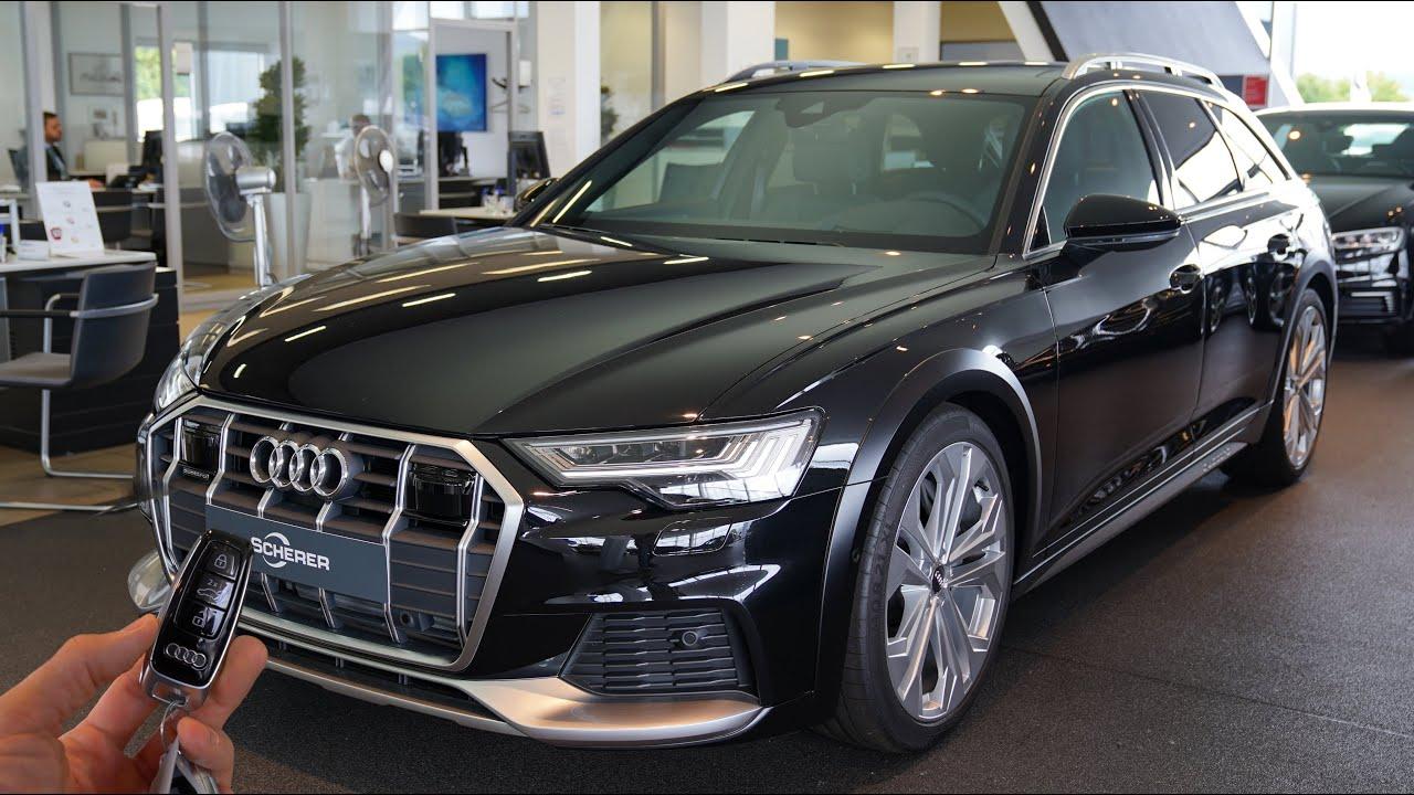 2020 Audi A6 allroad quattro 55 TDI | Sound & Visual ...