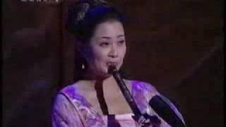 Chinese Traditional Music-Bamboo Flute(DiZi)笛:嫦娥奔月