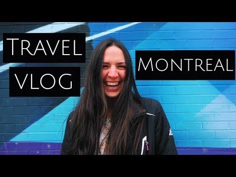 Travel Vlog: Making Friends in Montreal [4K]