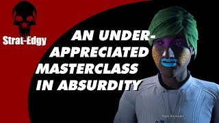 Mass Effect: Andromeda - A Passive Gaming Experience