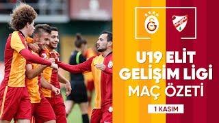 Maç Özeti | Galatasaray U19 4-1 Boluspor U19