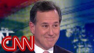 Santorum dismisses Obama letter to Trump as politically correct