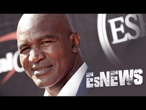 Evander Holyfield Reveals Why He Lost To James Toney EsNews Boxing