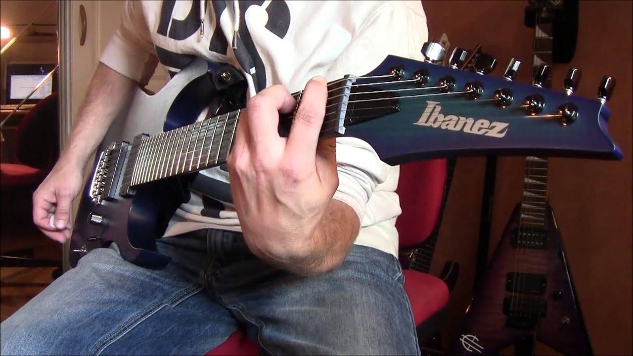 ibanez rgit27fe sbf sonata arctica don t say a word guitar