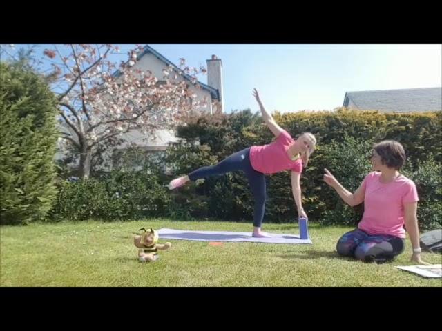 Kids Yoga with Mandy  Bumblebee Breath