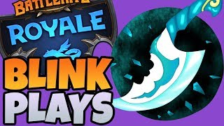 Blink Plays | Battlerite Royale Croak Gameplay
