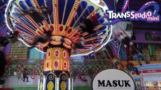 Beginilah Kemeriahan di Trans Studio Mini Semarang | Transmart Semarang