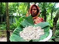 Village food Small fish curry recipe | Tiny fish curry recipe prepared by grandmother