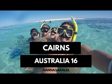 Travel Vlog: Australia: Cairns