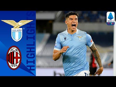 Lazio AC Milan Goals And Highlights