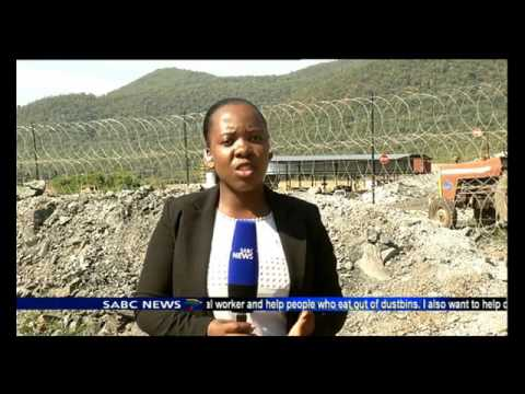 Lily Mine Rescue Update,  Siphephile Kunene Reports