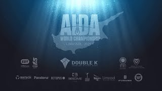 27th AIDA World Championship Day 9 - CNF Women