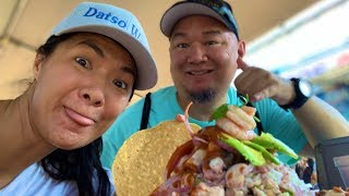 San Diego Trip Pt. 3 @ Mariscos Nine Seas Seafood