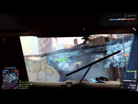 Battlefield 4 - Vehicle Trap