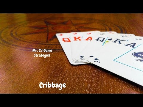 How to win at Cribbage! Strategies for beginners.