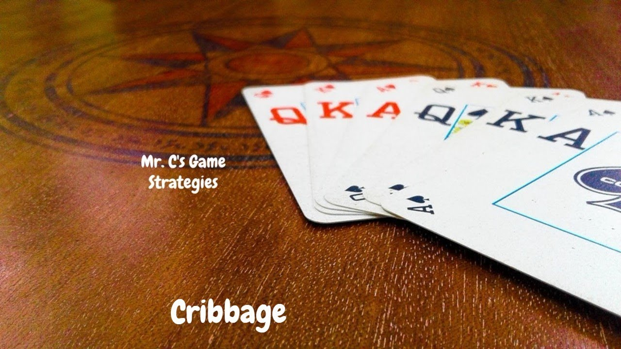 Cribbage • Play Cribbage Game Online for Free Today