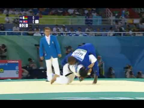 -60 Kim Kyong Jin vs Elie Norbert, Beijing 2008