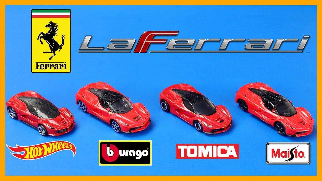 Ferrari Laferrari 4 Different Manufacturers Youtube