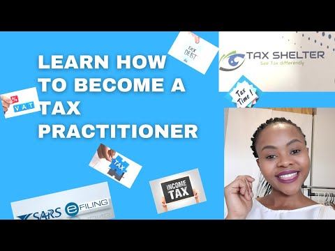 Learn how to become a tax practitioner!
