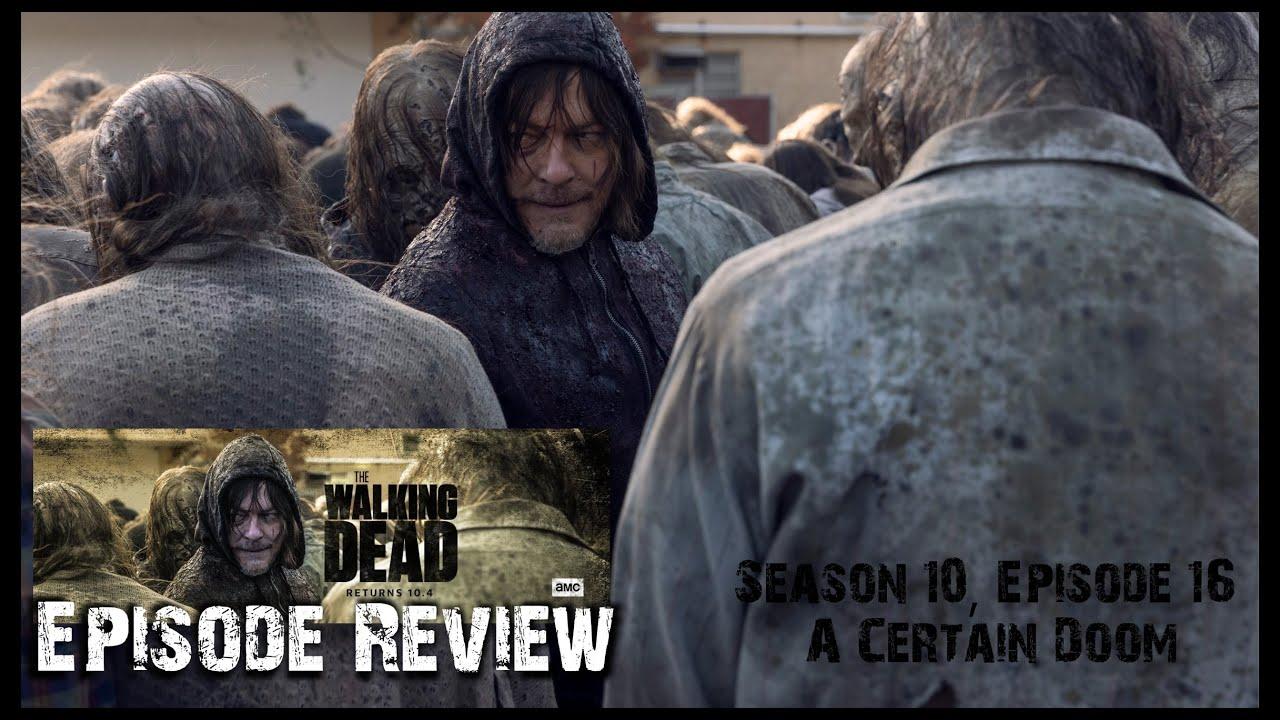 Download The Walking Dead | A Certain Doom | S10E16 Recap & Review Discussion | Season Finale | AMC