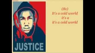 Young Jeezy - Its A Cold World (Trayvon Martin tribute) LYRICS ON SCREEN
