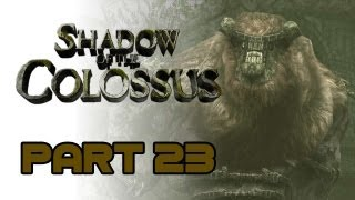 Shadow of the Colossus Walkthrough Part 23: Platform Lake