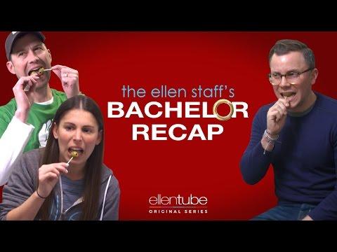The Ellen Staff's 'The Bachelor' Recap Hometowns - Season 21, Episode 8