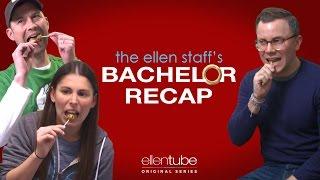 The Ellen Staff's 'The Bachelor' Recap: Hometowns - Season 21, Episode 8