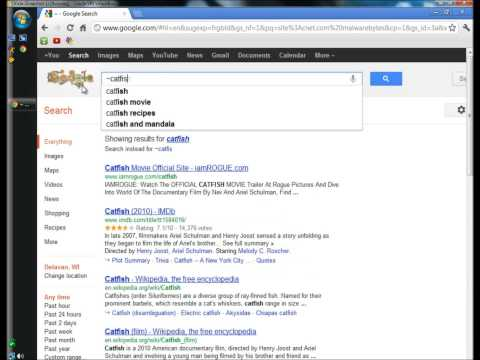 Google Tricks Advanced Google Search Google How to search on Google