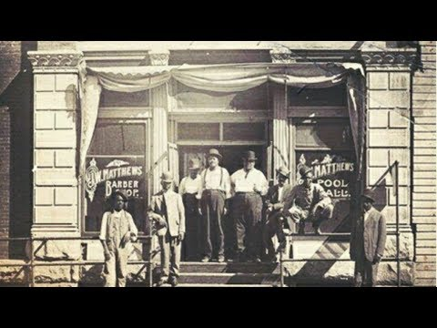 The History Of The Negro Wall Street - The Unforgettable Hor