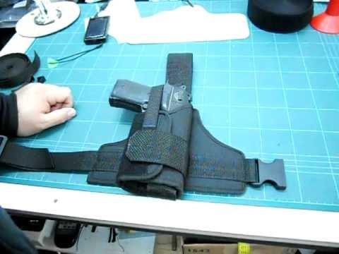 ba0e417be Multiplataforma para pistola SERPA 1 BlackHawk Pistol hoster Beretta M9 M92  Spygadgetargentina